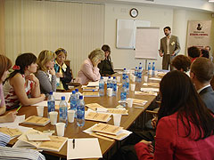 Round table: Tax inspections - 2007: How to play and win by the new rules? May 24, 2007