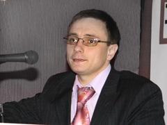 Speaker of the Conference Palkin S. (Yekaterinburg)