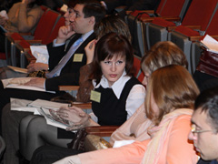 The III Annual conference: Law business in the Ural. November 22, 2007